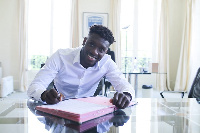 Enock Kwarteng has just joined French side Bordeaux