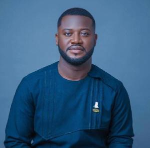 Jay Hyde, President, National Union of Ghana Students