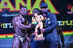 2020 Next Level Man Ghana Champion, Godwin Frimpong