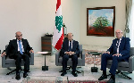 The Christian Lebanese forces and Aoun's Free Patriotic Movement did not name anyone for the post