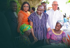 In their message, they prayed for the departed Hajia Mariama Bawumia and the Vice President