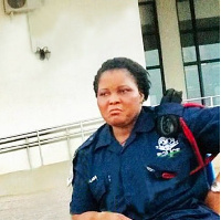 Lance Corporal Agartha Nana Nabin was killed by military dressed armed robbers
