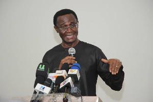 Rev. Ammishaddai Owusu Amoah