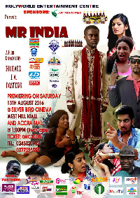'Mr India' set to premiere at the Silverbird cinema