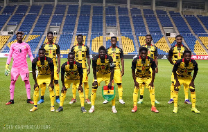 Black Meteors lost 2-1 to South Korea