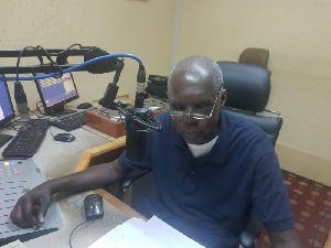 Nicholas Oko Dagadu Ofei, NDC Chair for Kpone-Katamanso Constituency