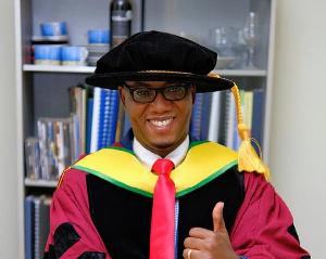 Dr, Jones Opoku Ware