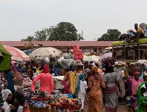 Tamale Abuabu Market