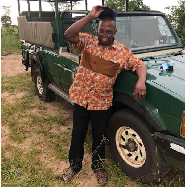 'On leave' Domelevo enjoys vacation at Zimbabwe