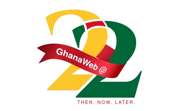 GhanaWeb officially launched it's 22nd anniversary yesterday