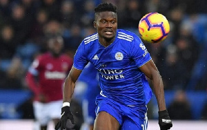 Amartey has been out of action for over a year