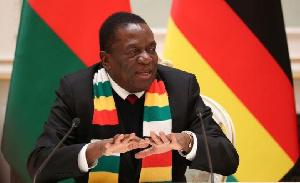 Prez Emmerson Zimbabwe Lockdown