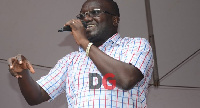 Nii Lante Bannerman, NPP parliamentary candidate for the Odododiodioo Constituency
