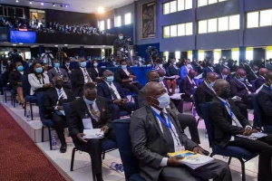 The president made the comments at the 2021 Bar Conference in Bolgatanga