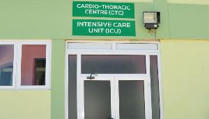 Cardio-Thoracic Centre, Korle Bu Teaching Hospital