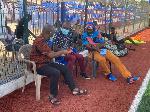 Black Stars coach C.K Akonnor visits Great Olympics training ground