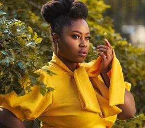 Ghanaian actress, Lydia Forson