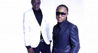 Hiplife music duo, Keche