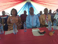 N.P.P delegates' conference held at Mpataba Community Centre in the Western Region