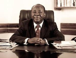 Freddie Blay NPP Vice Chair