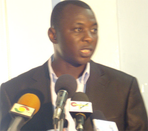 Dr. Mohammed Amin Adam, ACEP boss