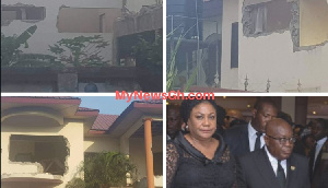 Mynews has reported that gov't has begun the demolition of the judges residences