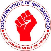 Concerned Youth of NPP Damongo logo
