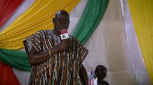Joseph Amiyuure is MCE for Bolgatanga