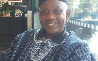 Former MP for Salaga South, Ibrahim Dey Abubakari