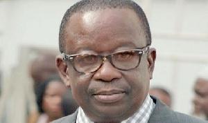 National Security Minister, Kan-Dapaah