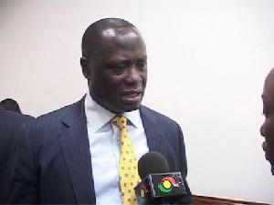Emmanuel Armah-Kofi Buah - Minister of Petroleum