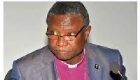 Rev Prof Emmanuel Asante, Chairman of the National Peace Council