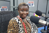 Actres Maame Serwaa is one of the celebrities who advertised products of Mama Gee
