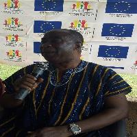 Birim Central MCE, Mr. Kwabena Ankomah Bempong