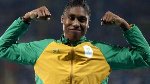 Caster Semenya has won the Olympic 800m title twice and the world title three times (Getty Images)
