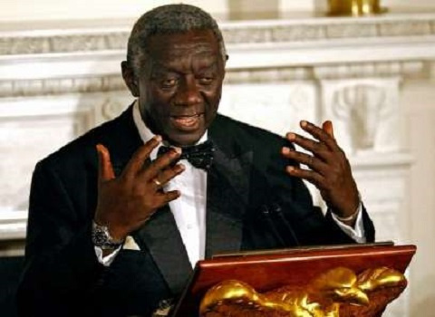 Progress in Africa depends on good leadership - Kufuor