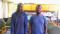 Suspects arrested for impersonating former CEO of the Ghana Cocoa Board (COCOBOD)