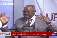 Private legal practitioner, John Ndebugri