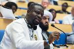 Frank Annoh Dompreh, Member of Parliament for Nsawam-Adoagyiri