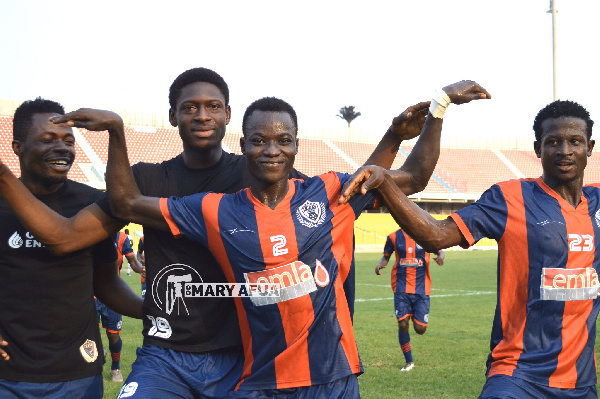 King Faisal, Legon Cities to honor game on Thursday