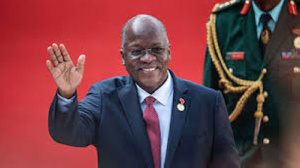 Tanzania's President John Magufuli died on March 17, 2021, the government announced. | FILE | NMG