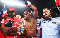 Paul Dogboe has groomed his son Isaac Dogboe to become a World Champion
