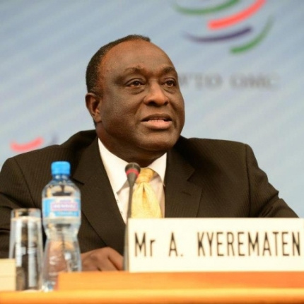 Alan Kyerematen, Trade and Industry Minister