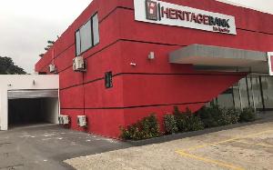 Heritage Bank Building