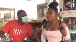 Sarah Mohammed sharing her story with SVTV Africa