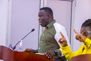 Ignatius Baffour Awuah, Minister Of Employment And Labour Relations1