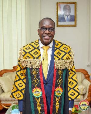 Speaker of Parliament, Alban S. K. Bagbin