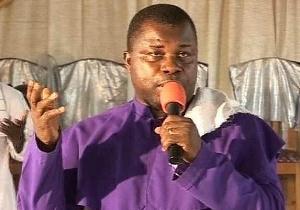 Leader of the church of Rabbi, Prophet Kwabena Tewiah