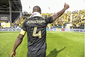 Jonathan Mensah Is Proud  Captain
