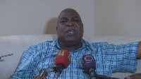 Ishmael Ashitey, Former Greater Accra Regional Minister